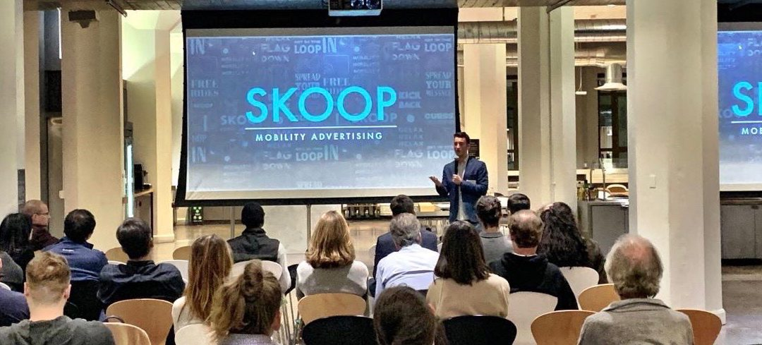 SKOOP Disrupts San Francisco